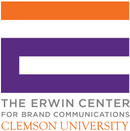 Erwin Center for Brand Communications Logo