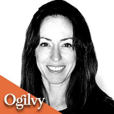 Leslie Sims from Ogilvy